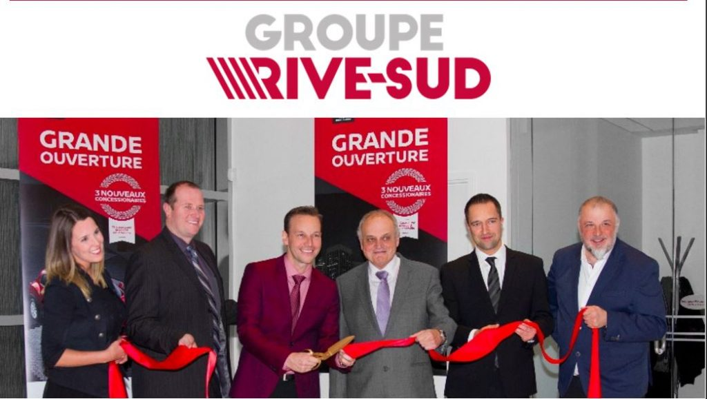Groupe Nissan Rive-Sud